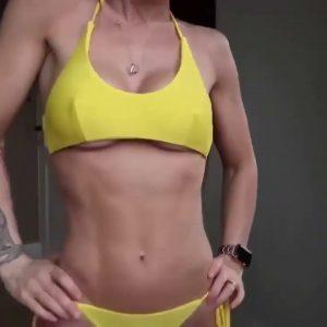 Hot Bikini Video   Try on Haul